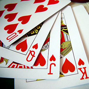 Edinburgh Fun Casino Cards