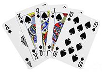 Edinburgh Fun Casino Playing cards