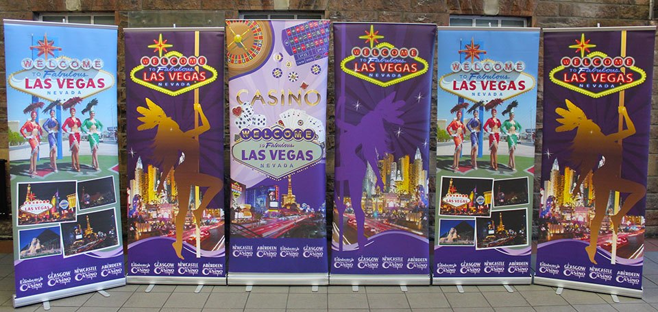 Vegas Banners