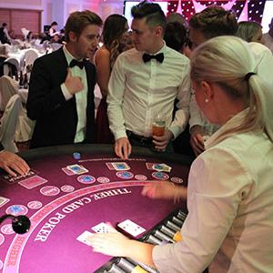 Edinburgh Fun Casino Celebration