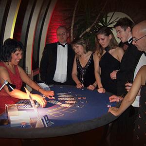 Edinburgh Fun Casino Corporate