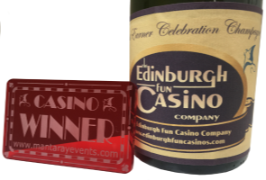 Edinburgh Fun Casino Prizes