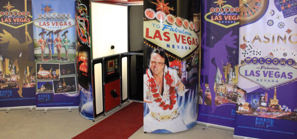 Las Vegas Photobooth and Banners
